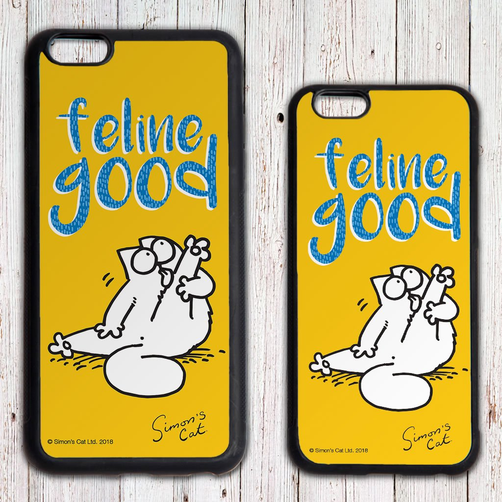 Feline Good Phone Case - Simon's Cat Shop