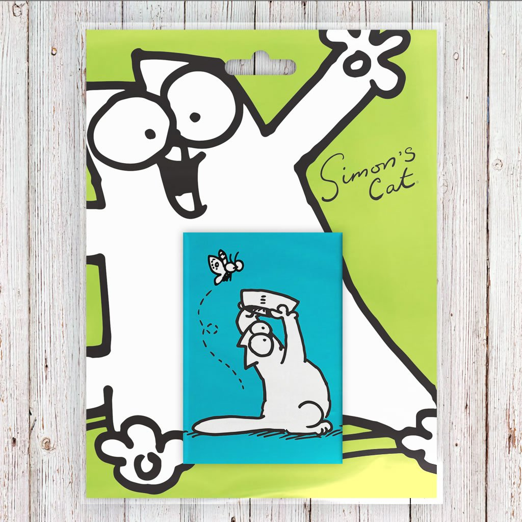 Hungry Cat Magnet - Simon's Cat Shop