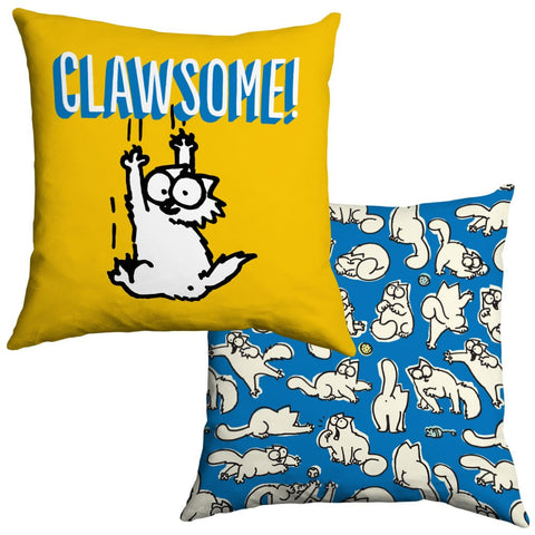 Clawsome Cushion - Simon's Cat Shop