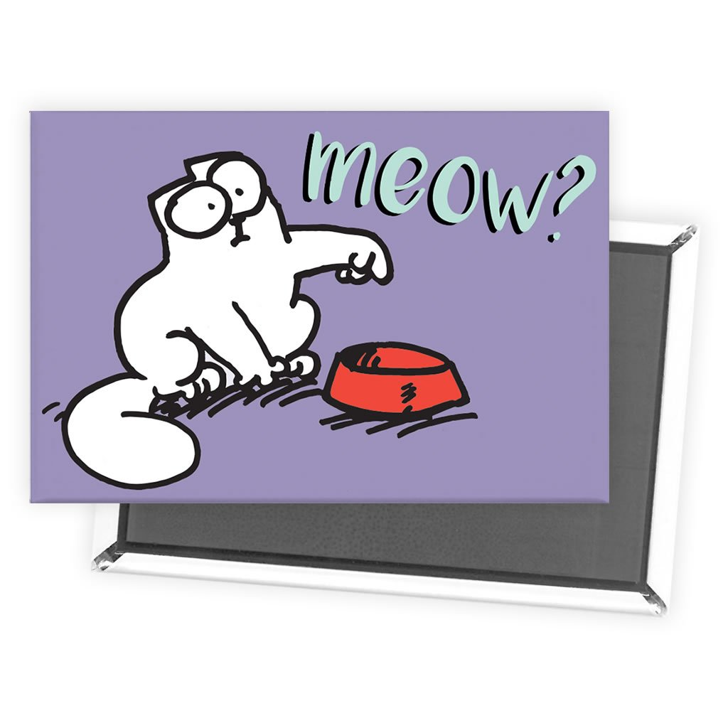Feed Me Magnet - Simon's Cat Shop