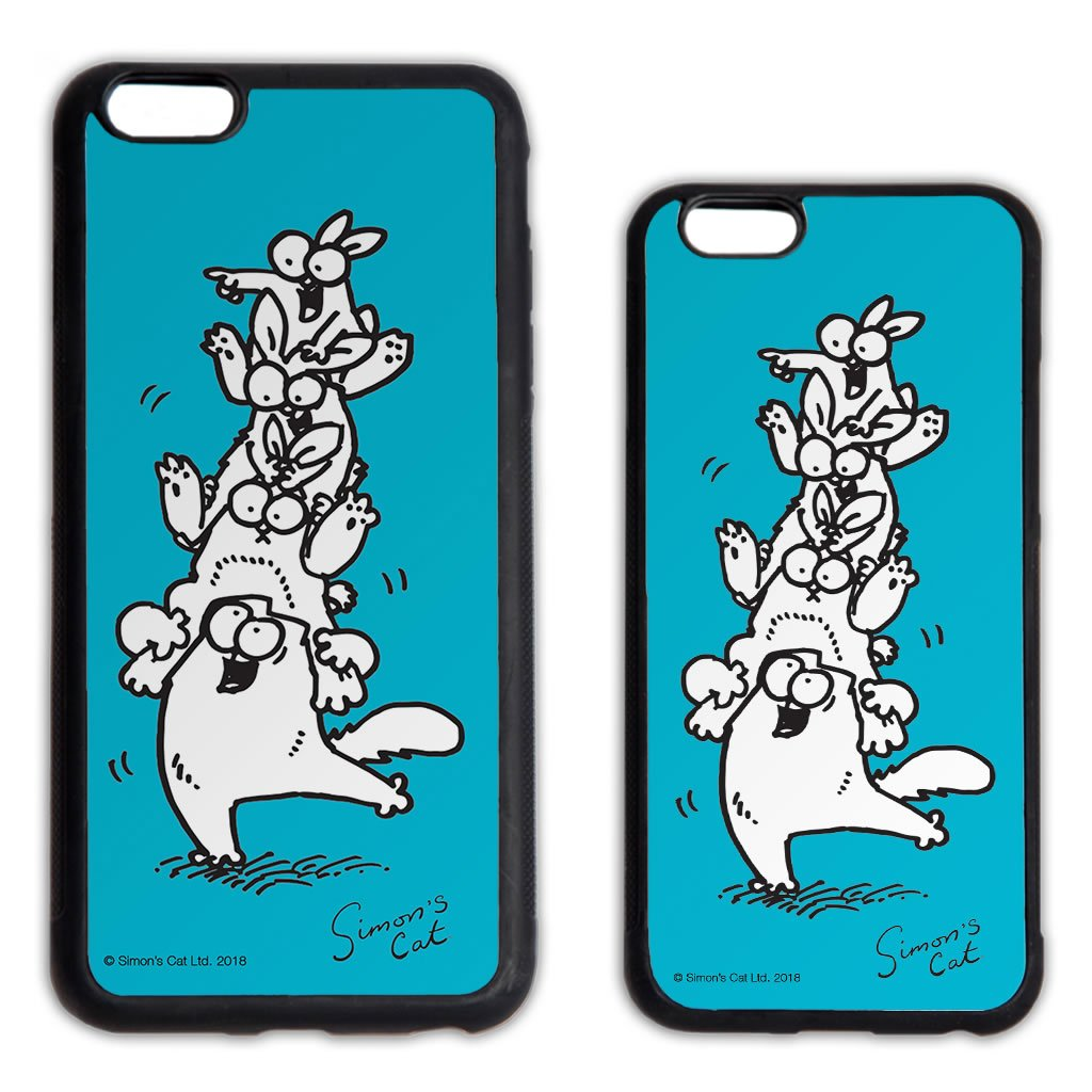 Simon's Cat & Friends Phone Case - Simon's Cat Shop