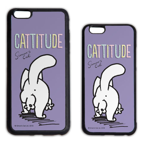 Cattitude Phone Case - Simon's Cat Shop