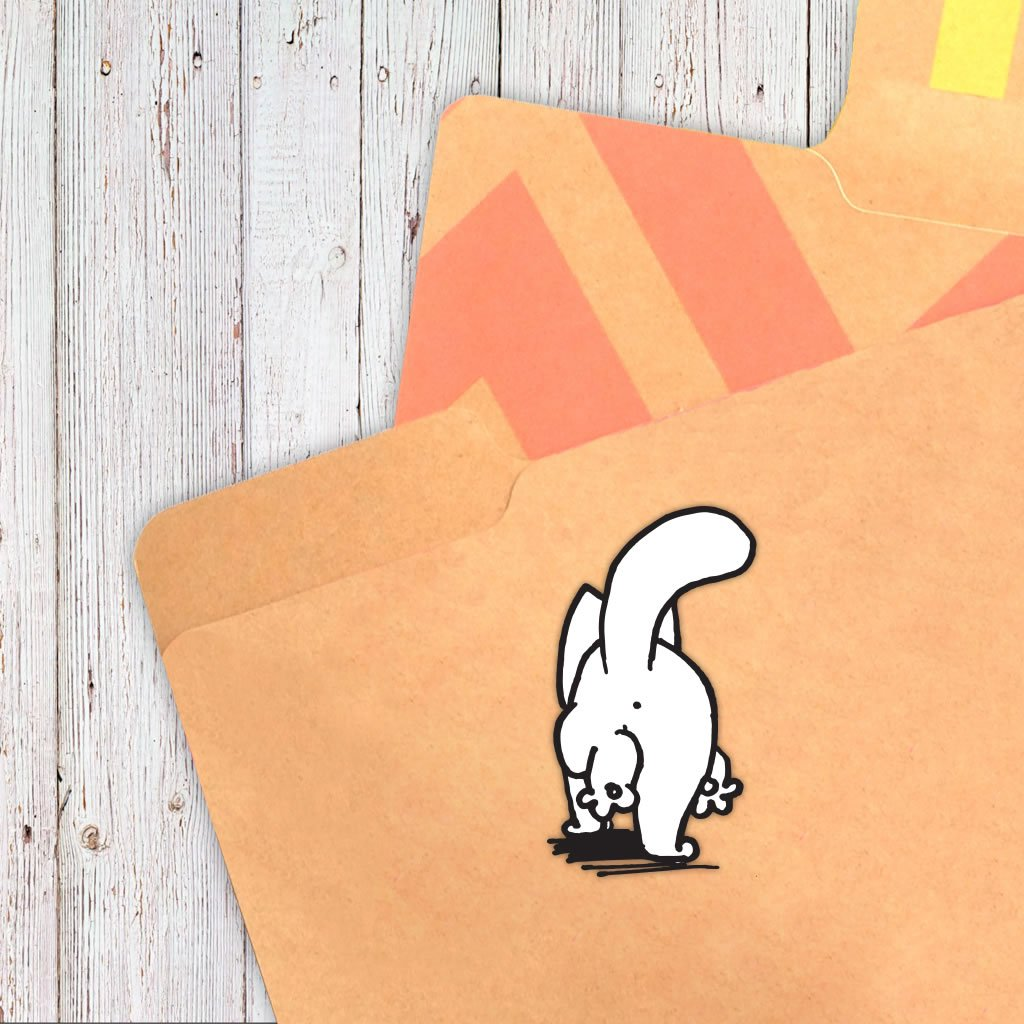 Simon's Cat Sticker - Simon's Cat Shop