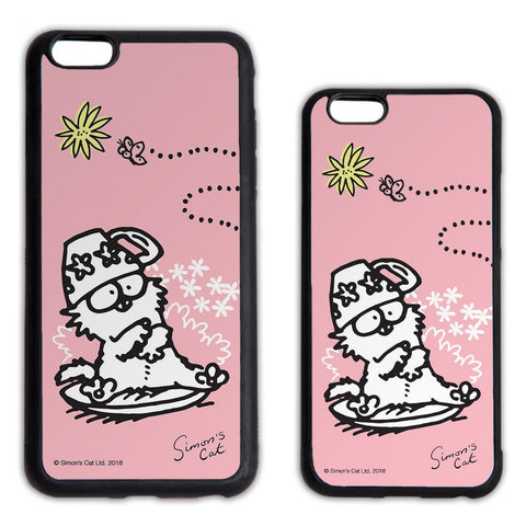 Simon's Cat Pink Kitten Phone Case - Simon's Cat Shop