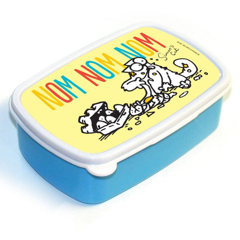 Nom Nom Nom Lunchbox - Simon's Cat Shop