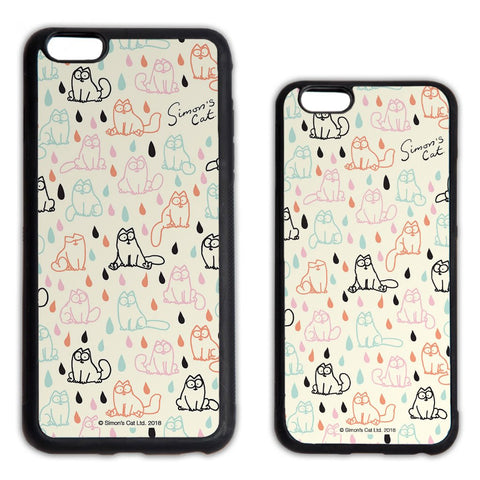 Raining Cat Phone Case - Simon's Cat Shop