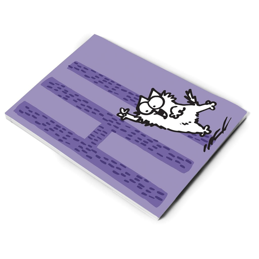 Hi A5 Notepad - Simon's Cat Shop