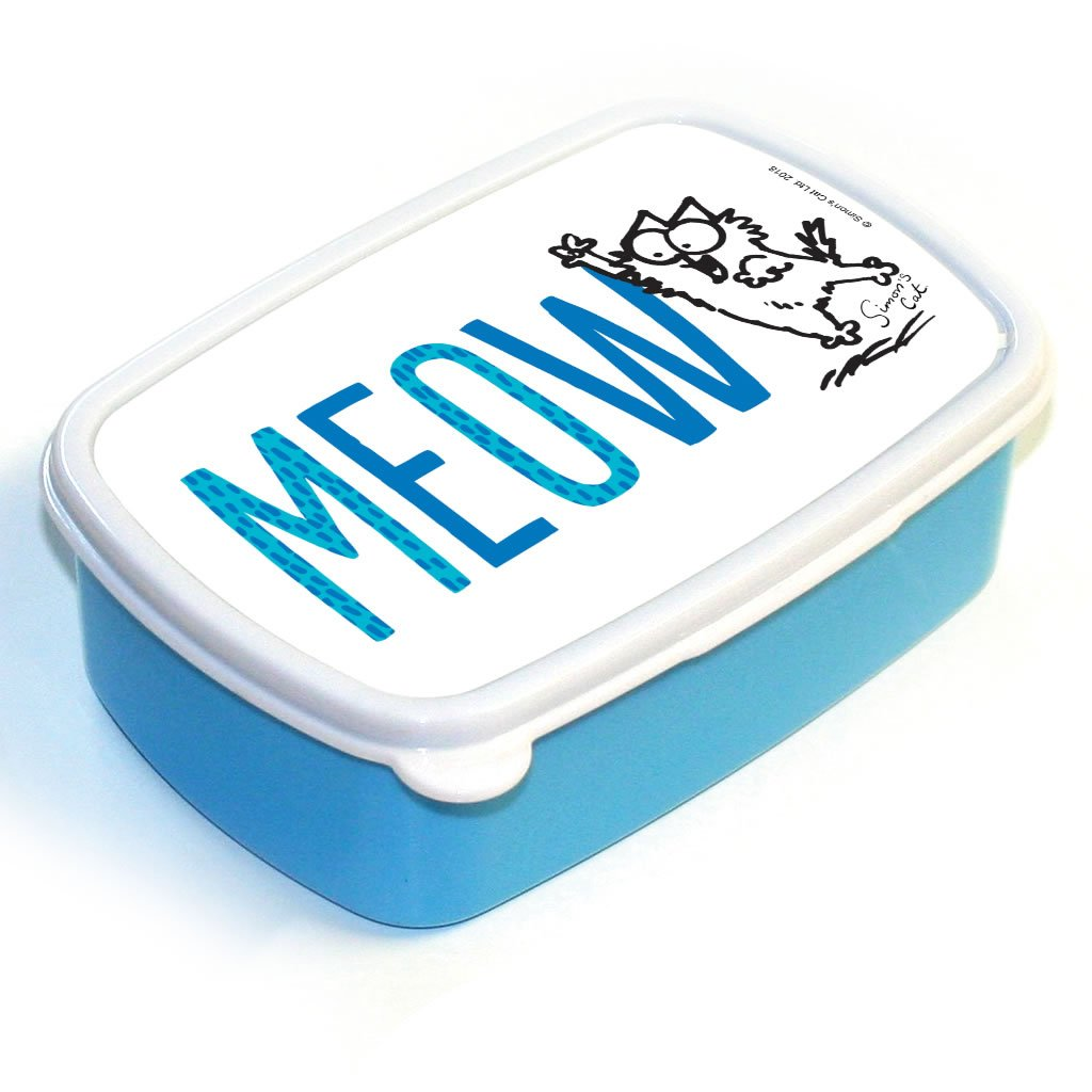 Kitten Lunchbox - Simon's Cat Shop