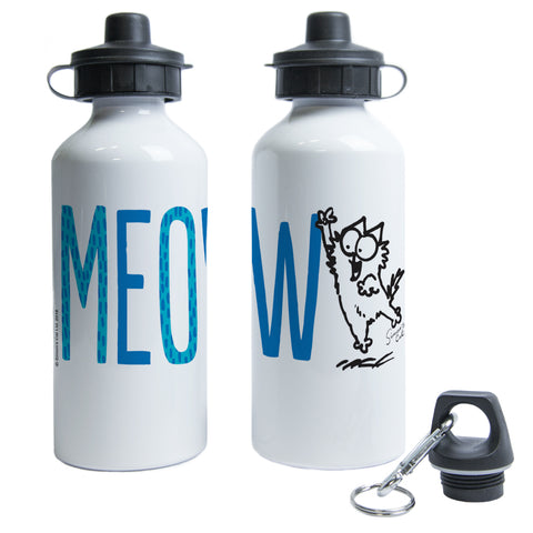 Meow Waterbottle - Simon's Cat Shop