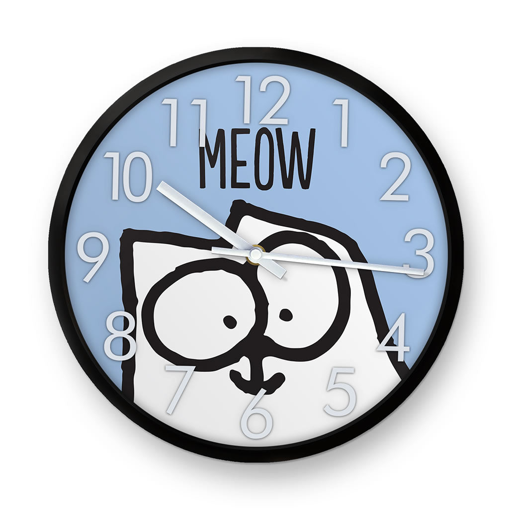 Meow Clock - Simon's Cat Shop