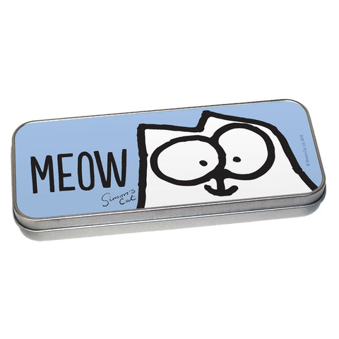 Simon's Cat Meow Pencil Tin - Simon's Cat Shop