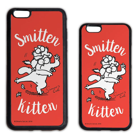 Smitten Kitten Phone Case - Simon's Cat Shop
