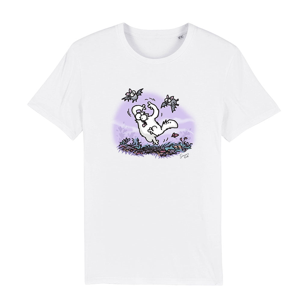 Simon's Cat Bats T-shirt