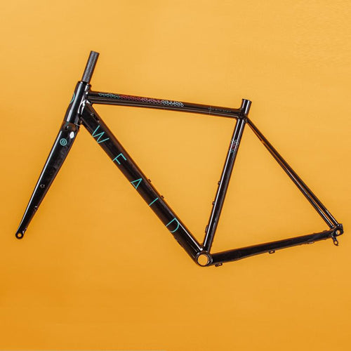CLEARANCE - WEALD BLACK CORAL 56CM FRAMESET