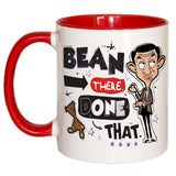 Bean There Done That Coloured Insert Mug