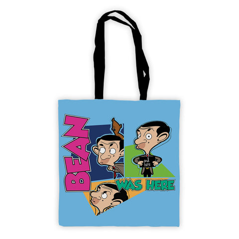 Bean Was Here Tote Bag
