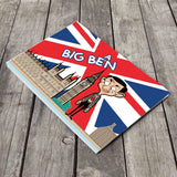 Big Bean A5 Notepad (Lifestyle)