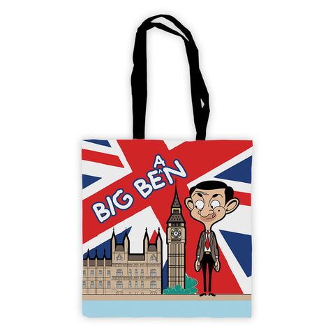 Big Bean Tote Bag