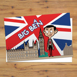 Big Bean Postcard pack (Lifestyle)