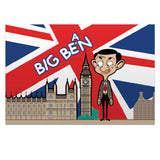 Big Bean Postcard pack