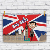 Big Bean Tea towel (Lifestyle)
