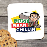 Just Bean Chillin Coaster (Lifestyle)