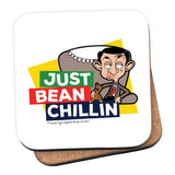 Just Bean Chillin Coaster
