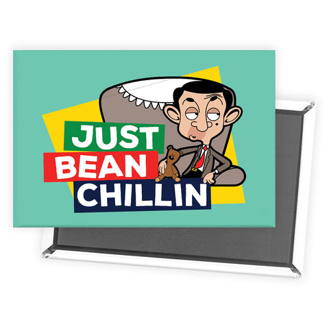 Just Bean Chillin Magnet