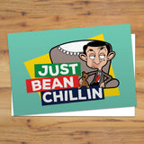 Just Bean Chillin Postcard pack (Lifestyle)
