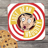 Just Bean Naughty Coaster (Lifestyle)