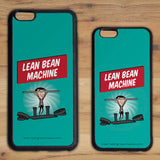 Lean Bean Machine Phone case (Lifestyle)