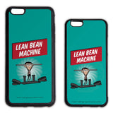 Lean Bean Machine Phone case