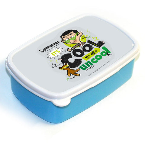Sometimes It's Cool To Be Uncool Lunchbox