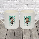 Bean Thumbs Up Bone China Mug (Lifestyle)