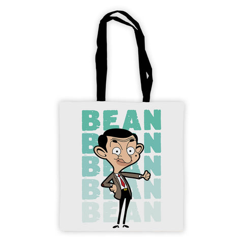 Bean Thumbs Up Tote Bag