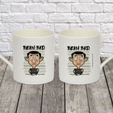 Bean Bad Bone China Mug (Lifestyle)