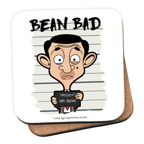 Bean Bad Coaster
