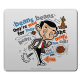 Bean beans, good for your heart Mouse mat
