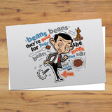 Bean beans, good for your heart Postcard pack (Lifestyle)