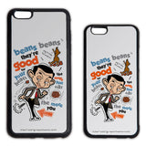 Bean beans, good for your heart Phone case