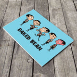Baked Bean A5 Notepad (Lifestyle)