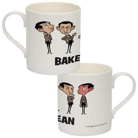 Baked Bean Bone China Mug