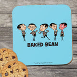 Baked Bean Coaster (Lifestyle)