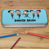 Baked Bean Pencil tin (Lifestyle)