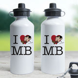 I Heart MB Water bottle (Lifestyle)