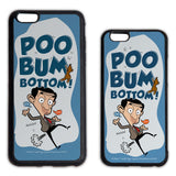 Poo Bum Bottom Phone case