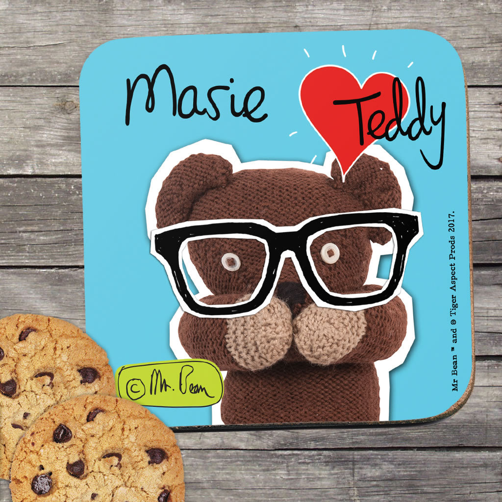Heart Teddy Coaster (Lifestyle)