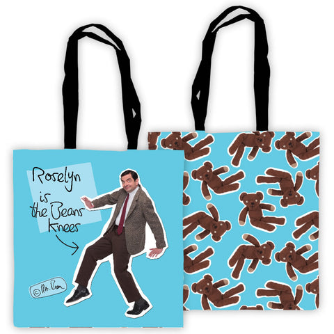 Beans Knees Tote Bag