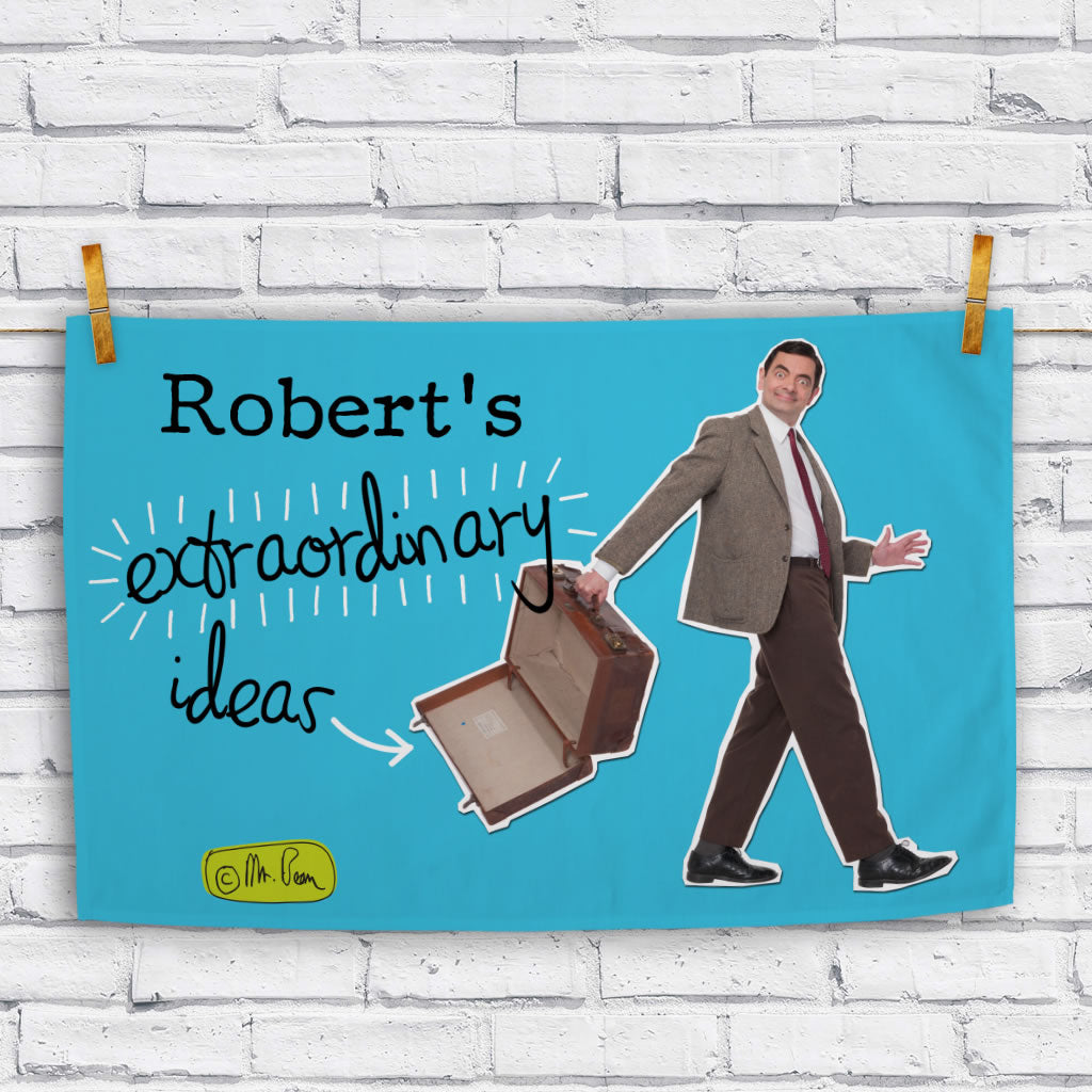 Extraordinary Ideas Tea towel (Lifestyle)
