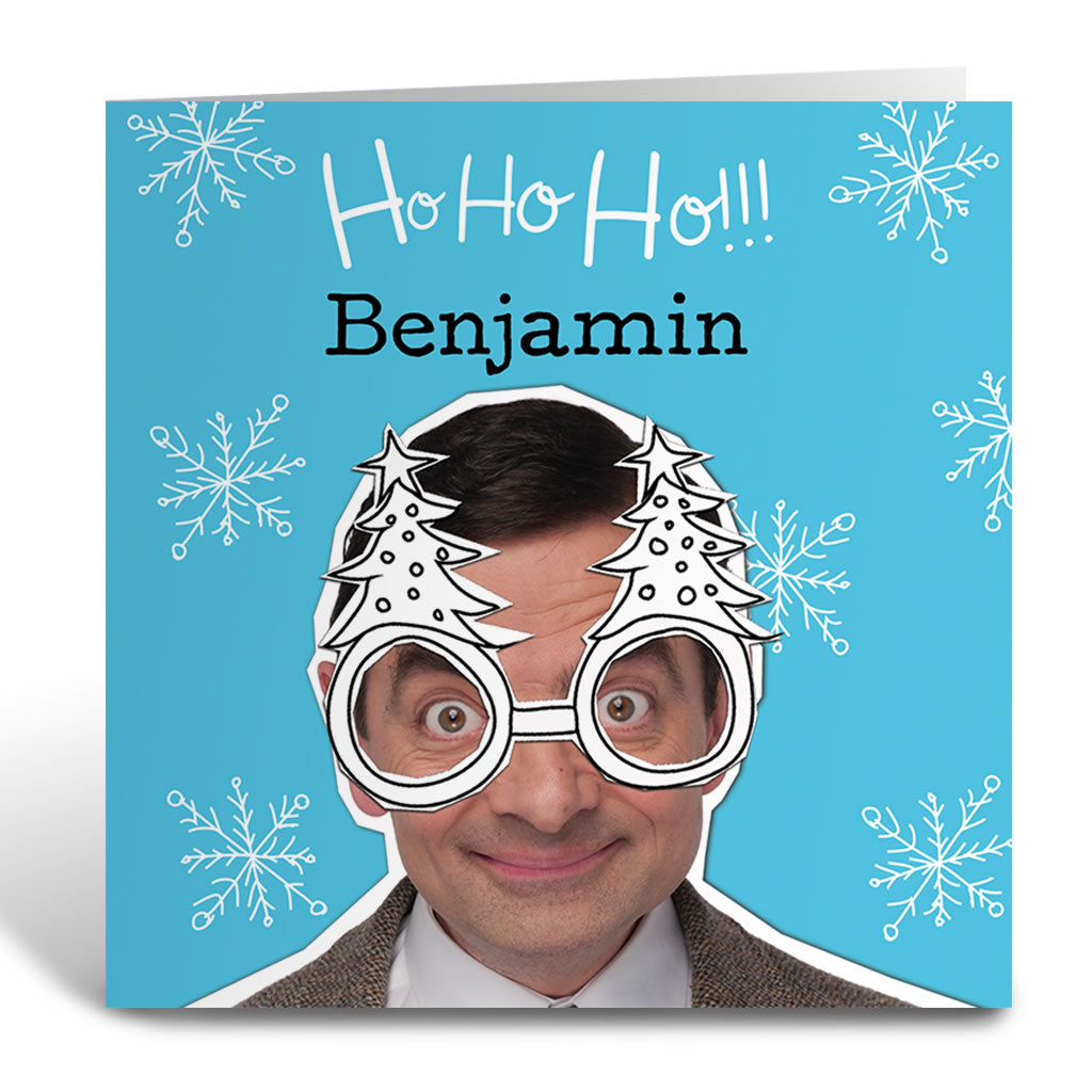 Ho Ho Ho! Greeting Card